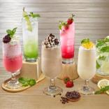 Colorful Ice Blended Selection